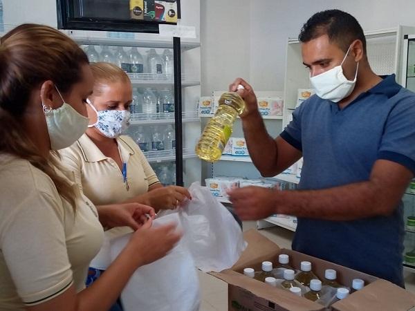Continúa en Camagüey venta por vivienda de productos de primera necesidad (+Foto)