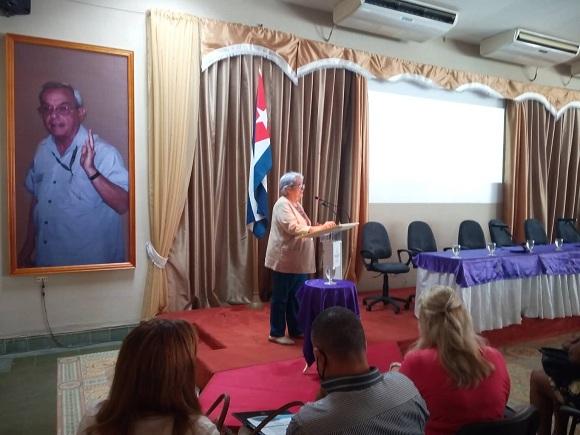 Destacan protagonismo de economistas y contadores de Camagüey en las transformaciones en Cuba