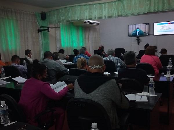 Analizan en Camagüey proyectos de leyes de Organización y Funcionamiento del Gobierno (+ Fotos)
