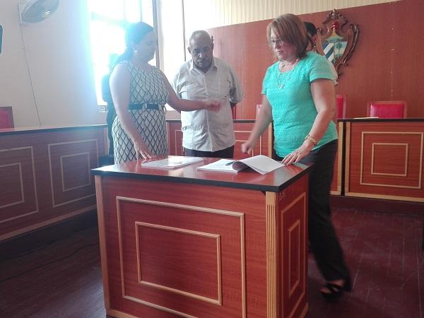 Tiene Camagüey nueva Presidenta del Tribunal Provincial