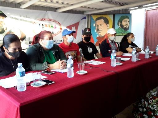 Somos Continuidad evalúa gestión del gobierno en comunidad mineña (+ Foto)