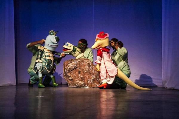 Teatro Guiñol de Camagüey: 59 años de creación constante