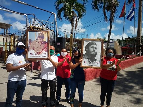 Celebran en Camagüey Día del Trabajador Químico (+ Fotos)
