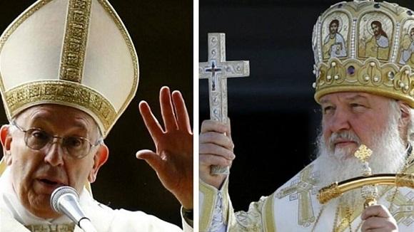 Minuto a Minuto: Encuentro entre el papa Francisco y el patriarca Kirill