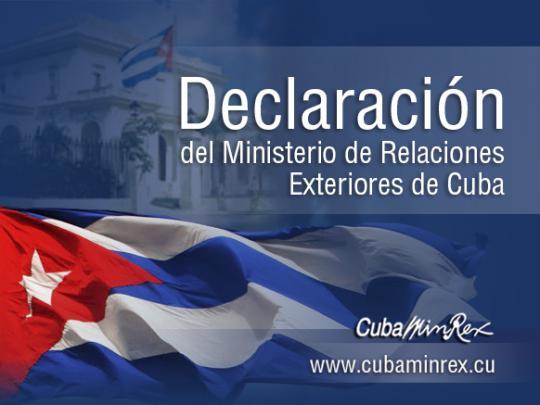 Respalda Cuba al Gobierno legítimo de Brasil