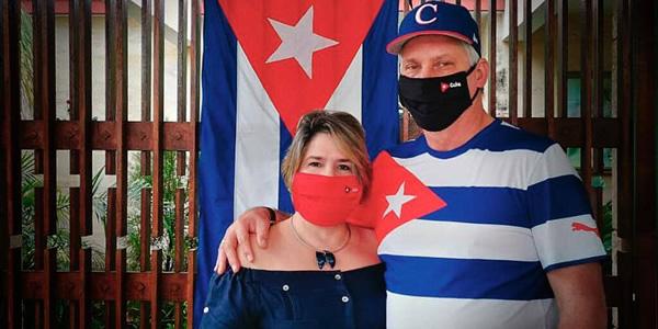 En Cuba seguimos un ideal de amor, expresa Díaz-Canel este 14 de febrero