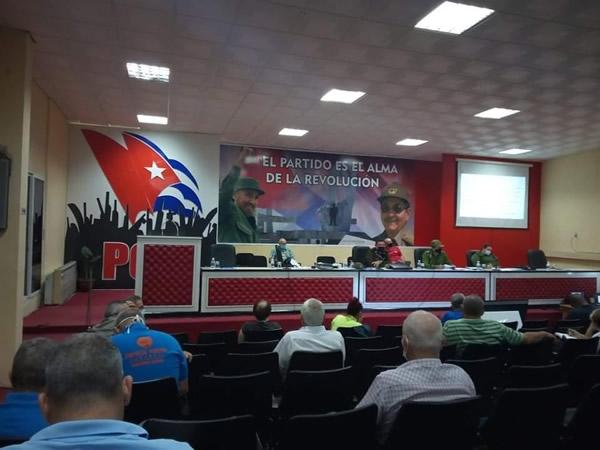 Opiniones de la población aportan al enfrentamiento a la Covid-19 en Camagüey