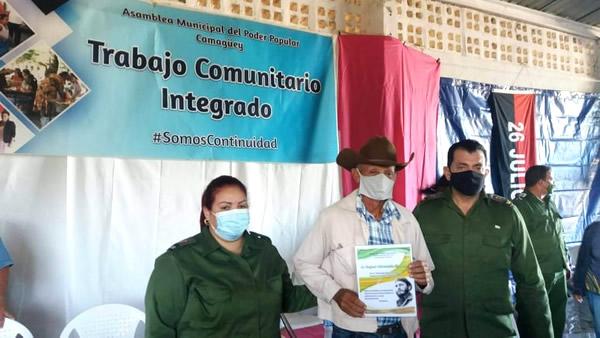 Intercambio pueblo – gobierno en comunidad rural del municipio de Camagüey