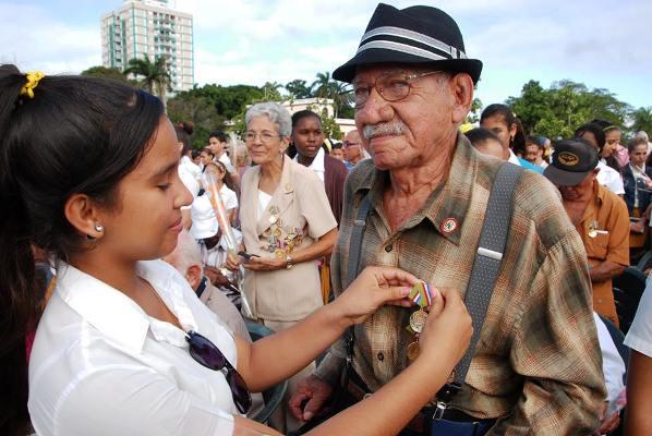 Preservar el legado de Fidel, tributo de los combatientes camagüeyanos