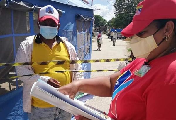 16 pâtés de maisons du quartier  La Belén, dans la capitale de Camagüey, entrent en surveillance renforcée