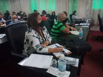 Enfrentamiento a Covid-19 y ordenamiento monetario en agenda de diputados de Camagüey  (+Audio y Fotos)