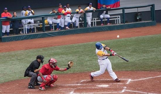 Se despide Cuba de Preolímpico de Béisbol con rotunda victoria sobre Colombia