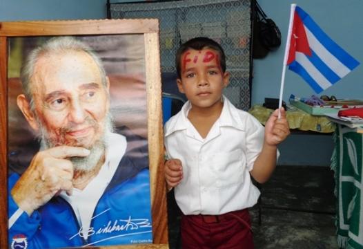 El Fidel de los niños (+ Audio)