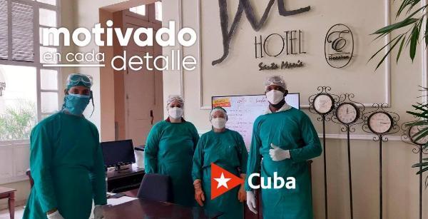 Dos instalaciones turísticas de Camagüey como centros de aislamiento para viajeros (+ Post)