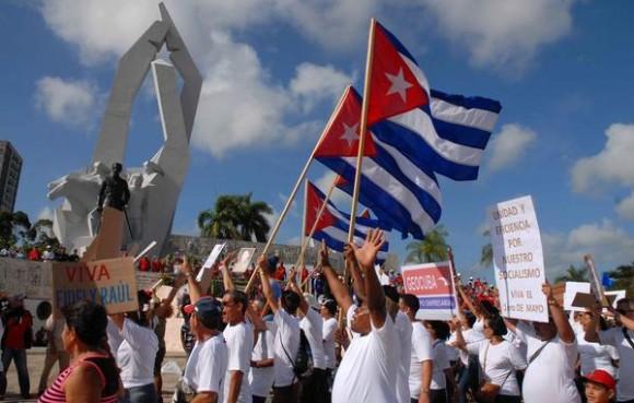 Celebra el pueblo camagüeyano Día Internacional de los Trabajadores (+ Fotos)