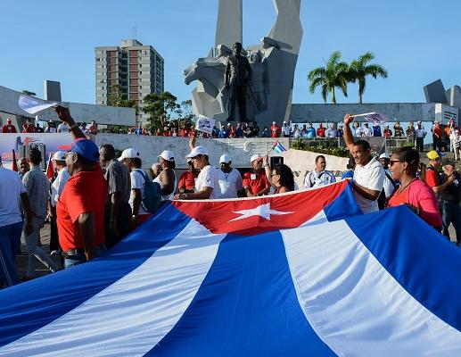 Los camagüeyanos a la altura del compromiso con la Revolución cubana (+ Audio)