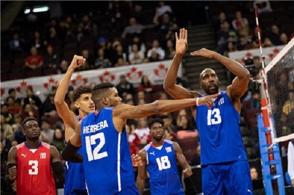 Cubano Roberlandy Simón continuará en selección nacional de Voleibol