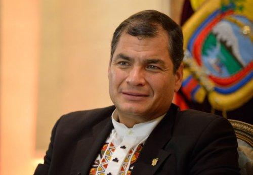 Hemos logrado recuperar la autoestima en Ecuador, afirma Rafael Correa