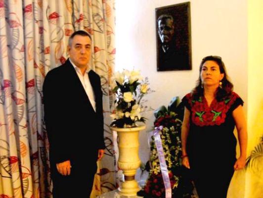 Fabio Di Celmo en el recuerdo de Cuba