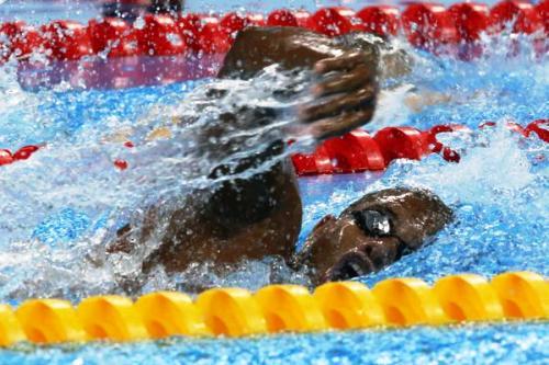 Cubano Lorenzo Pérez va por oro en Natación paraolímpica