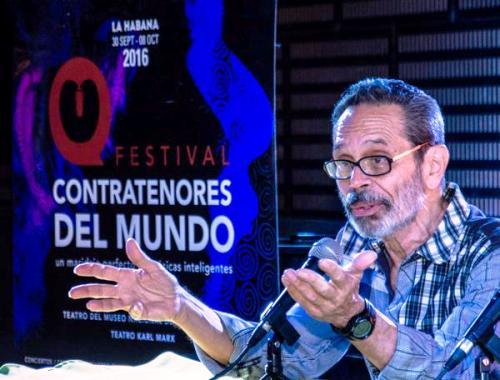 Desde hoy en Cuba, Primer Festival Contratenores del Mundo