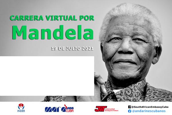 Este domingo octava edición de la Carrera por Mandela