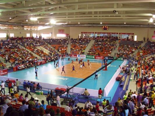 Cuba y Surinam toparán en Copa Panamericana Sub-23 (M) de Voleibol