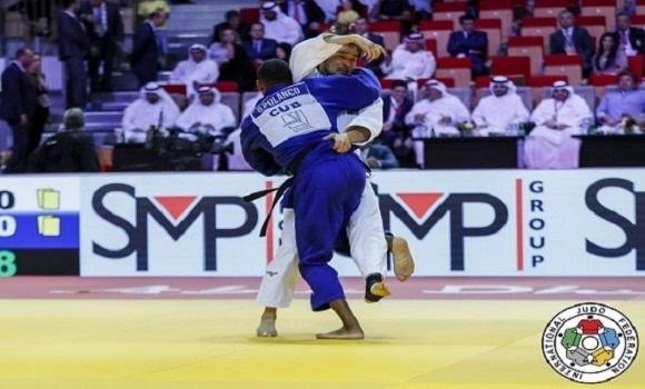 Judocas cubanos listos para competiciones en la Arena Deportiva de Budapest
