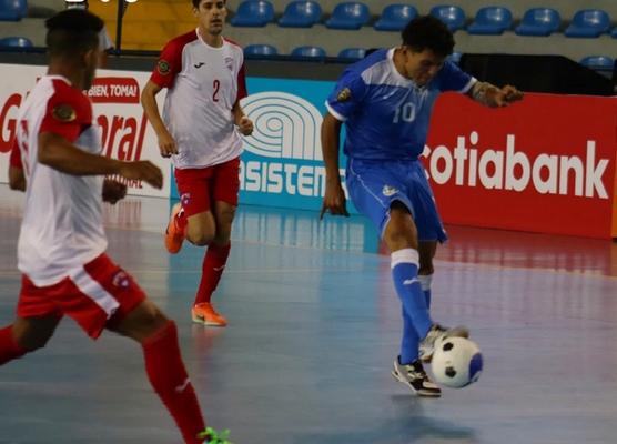 Cuba beat Nicaragua in debut of Pre-World Indoor Soccer Tournament