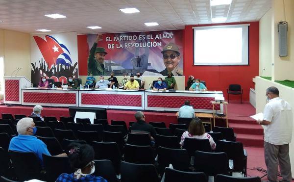 Demandan en Camagüey un enfrentamiento más efectivo y riguroso frente a la COVID-19