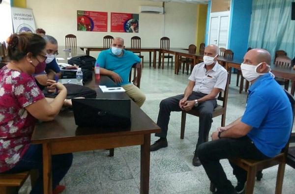 Expertos aseguran que pico de contagio con COVID-19 en Camagüey será a mediados de agosto