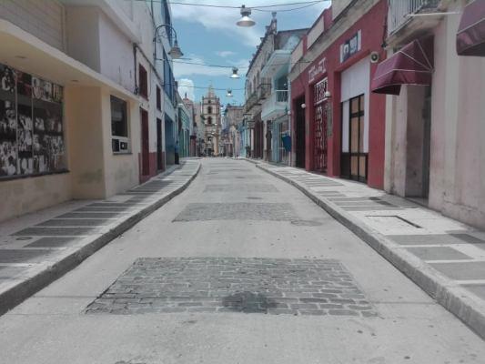 Reinician posibilidad de circulación y actividad económica en principales calles de Camagüey