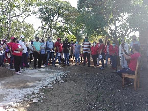 Dar seguimiento a las problemáticas hasta su solución, premisa del Trabajo Comunitario en Camagüey