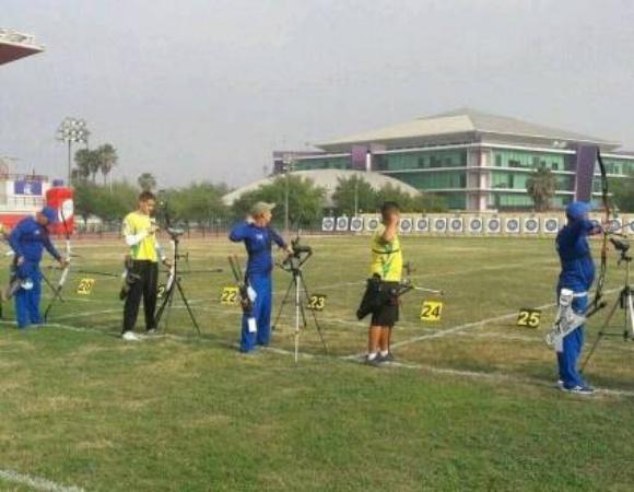 Participan hoy arqueros cubanos en preolímpico de tiro con arco