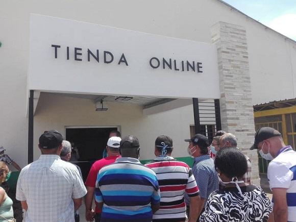 Empresa Agroindustrial de Granos de Camagüey se suma al comercio online (+ Fotos y Audio)