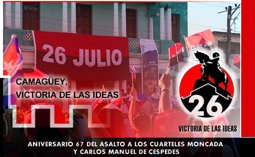 Minuto a minuto: foro digital interactivo Camagüey, Victoria de las Ideas