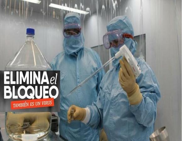 BioCubaFarma denuncia impacto del bloqueo en la industria biofarmacéutica (+ Video)