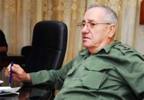 Se reúne Viceministro de las FAR con el Consejo de Defensa en Guantánamo