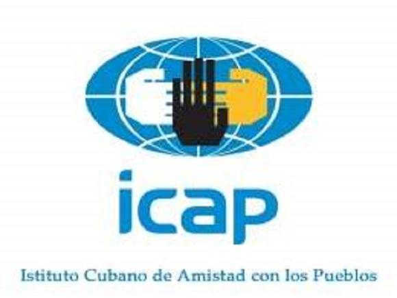 Reafirma Instituto Cubano de Amistad con los Pueblos su creciente vocación solidaria