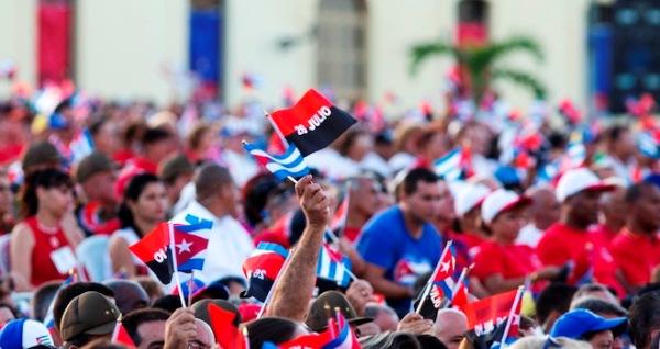 Activistas estadounidenses conmemorarán en Cuba Día de la Rebeldía Nacional
