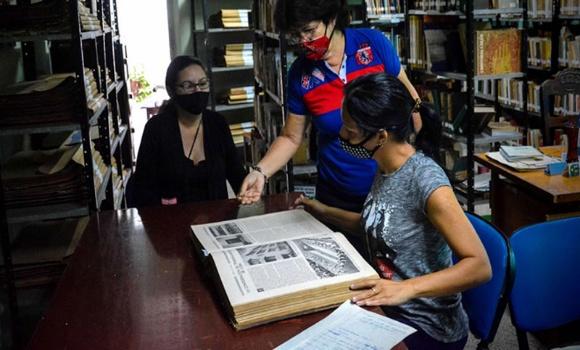Celebran hoy Día del Bibliotecario Cubano