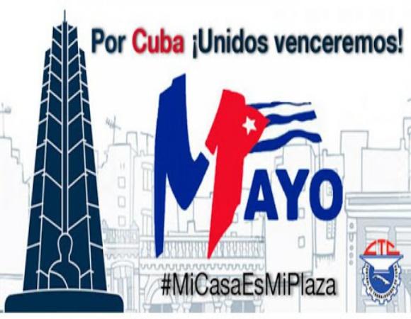 Celebrará juventud cubana desde las redes Día Internacional de los Trabajadores