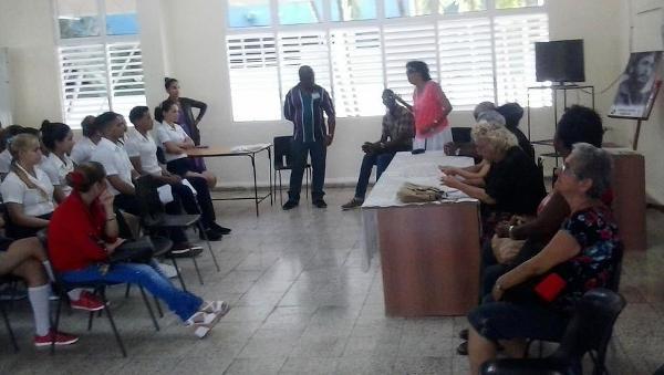 Estudiantes y docentes ratifican compromiso con la Educación en Camagüey