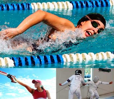 Se alistan pentatletas cubanos para Campeonatos Mundiales y Olimpiadas de la Juventud