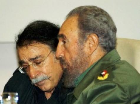 Fidel ha muerto, pero es inmortal: Ignacio Ramonet