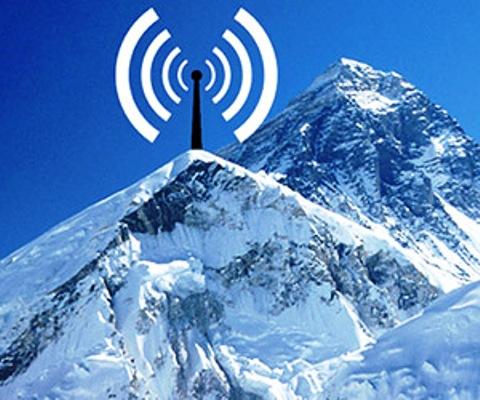 El Monte Everest tendrá zonas Wifi con acceso gratuito