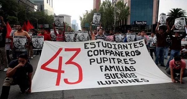 Crean en México grupo de búsqueda para esclarecimiento del caso Ayotzinapa