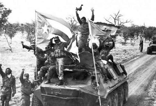 Operación Carlota: epopeya militar cubana para la liberación de Angola