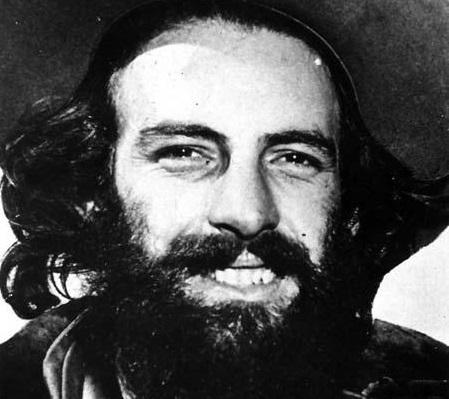 Camilo Cienfuegos, insigne guerrillero y patriota