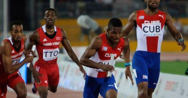 Relevo cubano 4x400 fue quinto en Campeonato Mundial